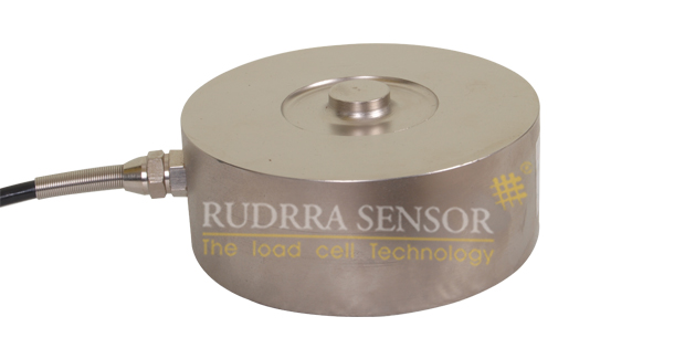 High Quality Button Type Load Cell - Rudrra Sensor